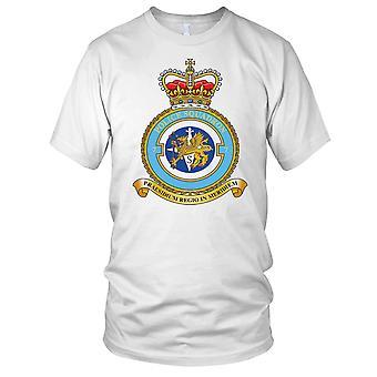 RAF Royal Air Force 7 Police Squadron Ladies T Shirt