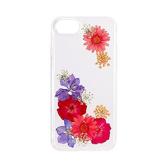 Tomate de Flavr IPlacas caso para Apple iPhone 8, 7, 6/6s - Real flor Amelia