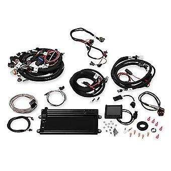 Holley EFI 550-609 Terminator LS MPFI For Use w/LS1/LS6 w/24 Tooth Reluctor Wheel w/Trans Control 4L60/4L80E Incl. Intak