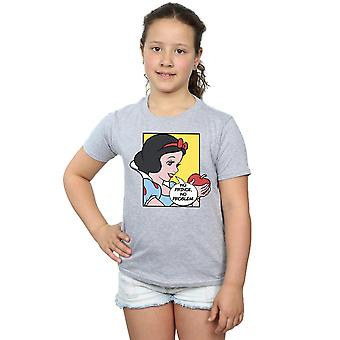 Disney Princess Girls Snow White Pop Art T-Shirt