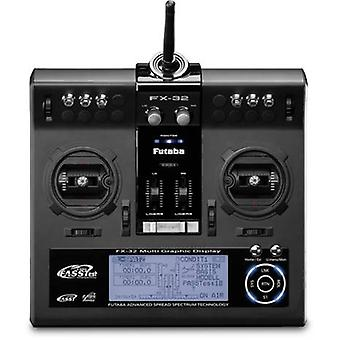 Futaba FX-32-R7008 RC console 2,4 GHz No. of channels: 18