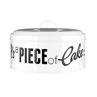 Premier Housewares woordspeling en Games ronde Cake Tin
