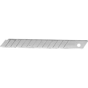 Spare blades 9 mm, 10 strips = 120 blade elements. 803391