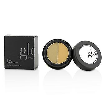 Glo Skin Beauty Brow Powder Duo - # Taupe 1.1g/0.04oz