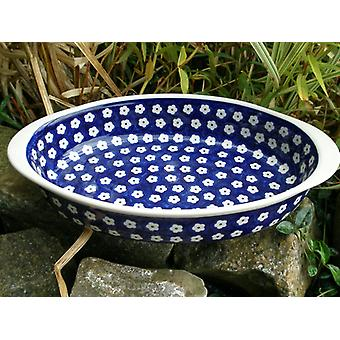 Baking dish, oval, 28 x 19, 5 cm, tradition 123, BSN m-3236