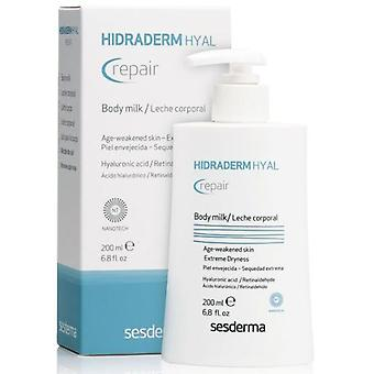 Sesderma Hidraderm hyal repair 200ml (Cosmetics , Body  , Moisturizing Cream)