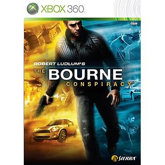 Robert Ludlums The Bourne Conspiracy (Xbox 360)