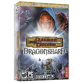 Dragonshard fängelsehålor drakar spel