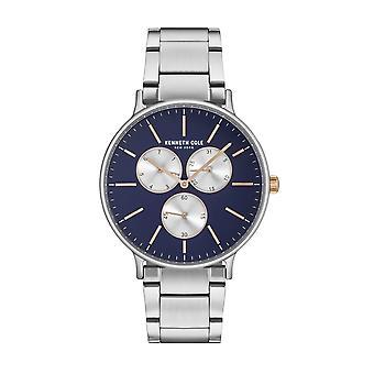 Kenneth Cole New York men's watch wristwatch stainless steel KC14946008