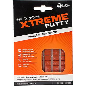 Xtreme Mounting Putty Tabs-Red .375