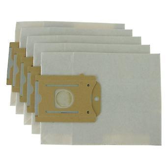 Bosch Arriva próżni czystsze papier worki