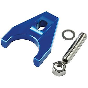 Allstar Performance ALL27502 Blue Distributor Hold-Down for Chevy