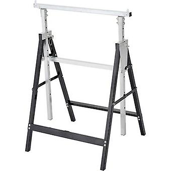 Trestle foldable, height-adjustable TOOLCRAFT 200 kg 1399645