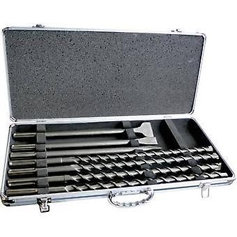 Hammer drill bit set 7-piece 18 mm, 20 mm, 22 mm, 25 mm Makita