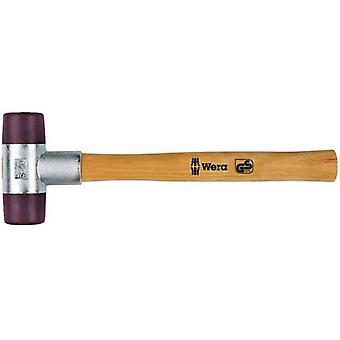 Soft-face hammer Semihard 232 g Wera 102 050005050