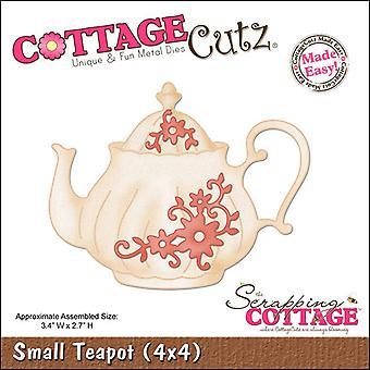 Die CottageCutz-mały czajniczek 3.4