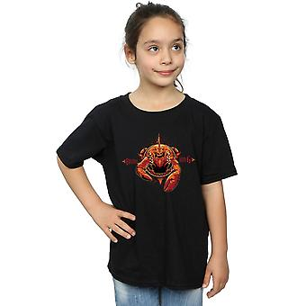 DC Comics ragazze Aquaman salamoia re t-shirt