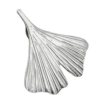Pendant gingko leaf 20mm silver 925