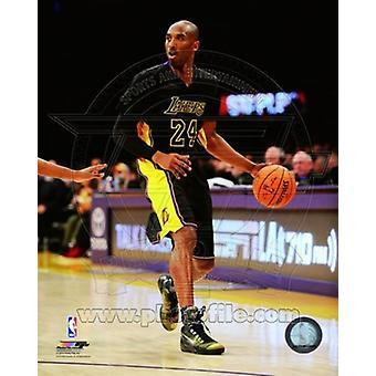 Kobe Bryant 2014-15 Action Sport foto (8 x 10)