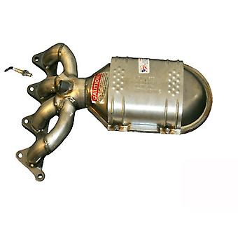 Benchmark BEN1737 Direct Fit Catalytic Converter (Non CARB Compliant)