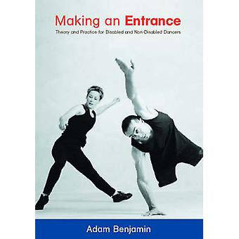 Making an Entrance von Adam Benjamin