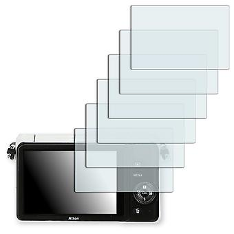 Nikon 1 S1 display protector - Golebo crystal clear protection film