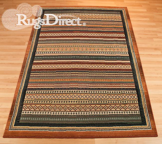 Gabbeh 933R multicolores Runner Tapis Tapis traditionnels