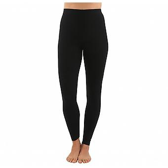 Full length black legging's