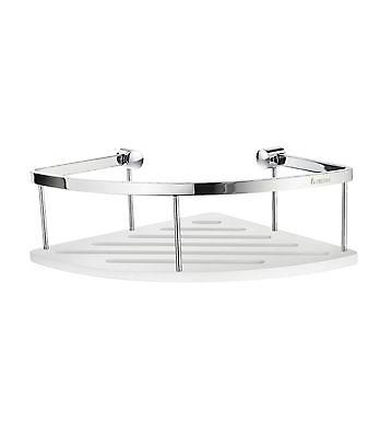 Sideline Soap Basket Corner 1 Level DK3034