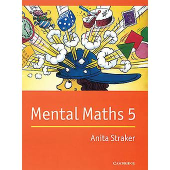 الرياضيات العقلية 5-خامسا-5 قبل أنيتا ستريكر-كتاب 9780521589314