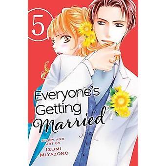 Alles at få gift - bind 5 af Izumi Miyazono - 978142159344