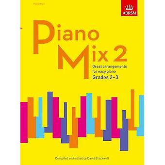 Piano Mix 2 - Great Arrangements for Easy Piano by David Blackwell - 9