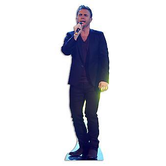 Gary Barlow cartone Lifesize ritaglio / Standee / Standup