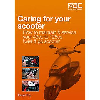 Caring for Your Scooter - How to Maintain & Service Your 49cc to 125cc