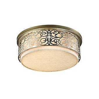 Maytoni belysning Venera House taklampa, guld