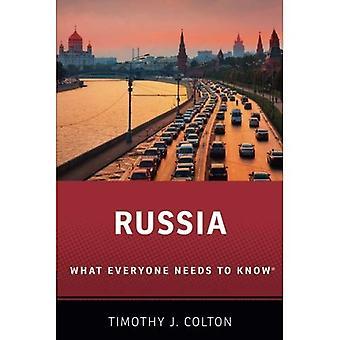 Rusland: Wat iedereen moet weten