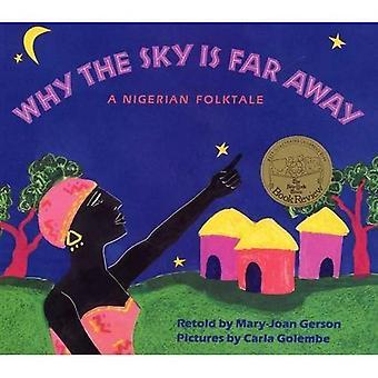 Perché il cielo è lontano: un Folktale nigeriano