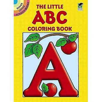 Das kleine ABC Malbuch: Dover wenig Activity Books