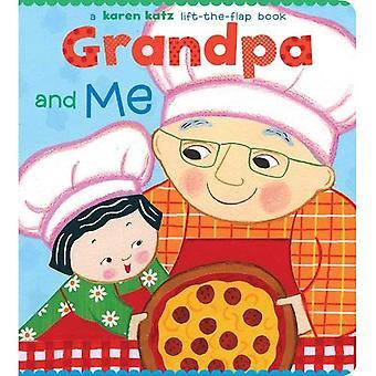 Opa en mij: een Lift-the-flap book (Lift-The-Flap Book (kleine Simon))