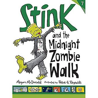 Stink and the Midnight Zombie Walk (Stink Series #7)