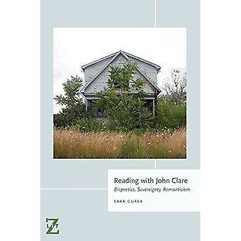 Lesung mit John Clare: Biopoetics, Souveränität, Romantik (beleuchtete Z Fup)