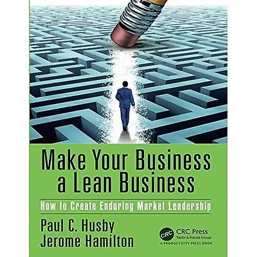 Make Your Affaires a LeanAffaires  How to CreateEndubague Market Leadership