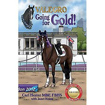 Valegro - Going For Gold!:� The Blueberry Stories - Book Five (The Blueberry Stories)