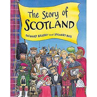 Historien om Skottland