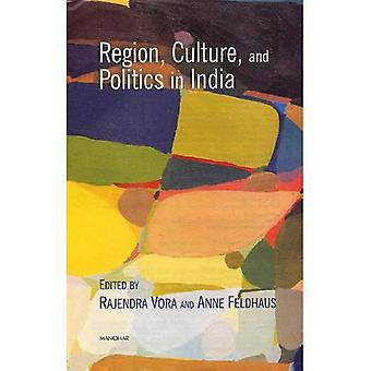 Région, la Culture et la politique en Inde