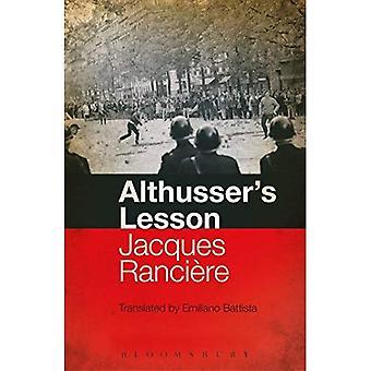 Lição de Althusser