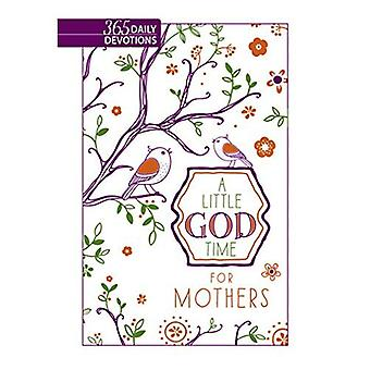 En liten Gud tid för mödrar (Faux läder gåva Edition): 365 daglig andakt