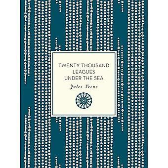 Twenty Thousand Leagues Under the Sea (Knickerbocker Classics)