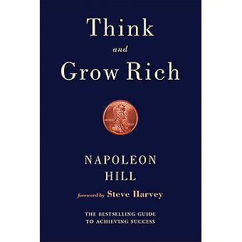 Think and Grow Rich by Napoleon Hill - Steve Harvey - 9781634502535 B