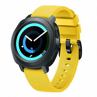 Sports armband Samsung Gear sports (yellow)